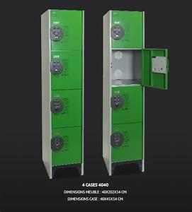 Casier Industriel Metal : casier m tallique industriel ~ Teatrodelosmanantiales.com Idées de Décoration