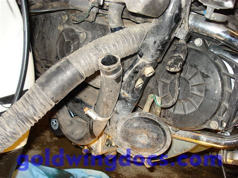 how to remove and replace your timing belts gl1500 diy articles goldwingdocs