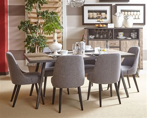 american furniture warehouse kitchen tables and chairs belfort essentials american retrospective dining table and