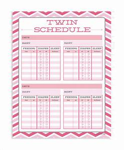 printable baby feeding chart idealvistalistco With baby routine template