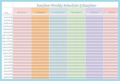 time schedule template google employee schedule template google docs schedule template