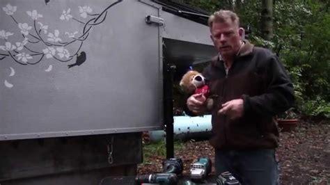 diy camper jack adaptor drill bit tool cheap easy