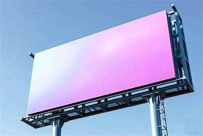 Billboard Advertising Mediamodifier Mockup Mockups Signs Ad