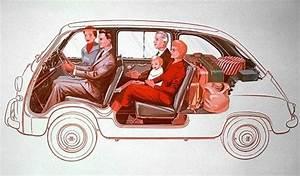 Fiat 600 Multipla 1960