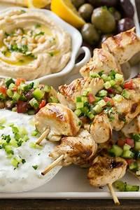 greek souvlaki recipe chicken