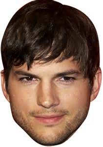 fans bulk ashton kutcher mask facemasks