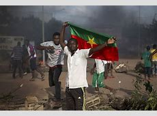 Burkina Faso coup and violent protests Al Jazeera