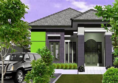 denah rumah minimalis modern  lantai denah rumah