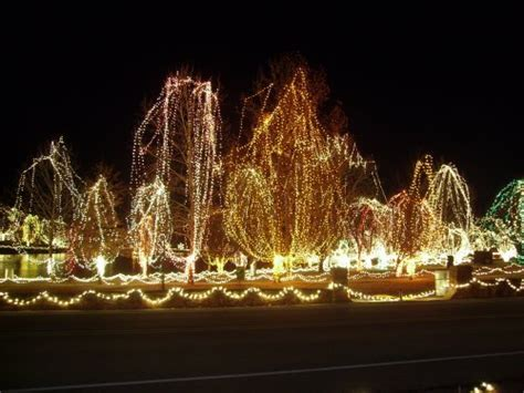 christmas lights neighborhood chickasha lights plays and winter festivities guide uncovering oklahoma