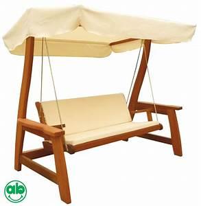 Mekan info = dondolo da giardino in legno ~ Bel Design Moderno Giardino Interno