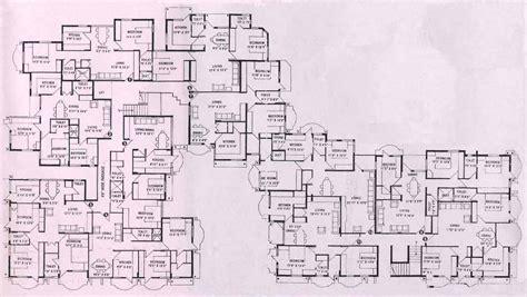 mansion house plans floor plan of apoorva mansion