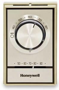 T498b1553 Honeywell Double Pole Non