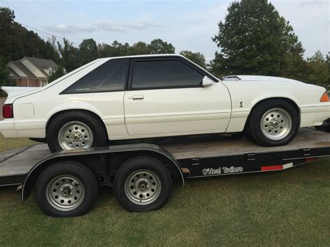 ford mustang drag car 1988 ford mustang lx drag racing for
