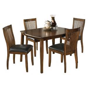 5 piece stuman rectangular dining room table set target