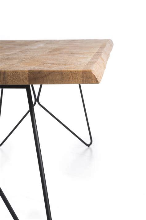 table 6 chaises ensemble table chêne brut 6 chaises cuir velours mr lewis