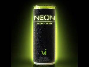 VI Neon Energy Drink mercial
