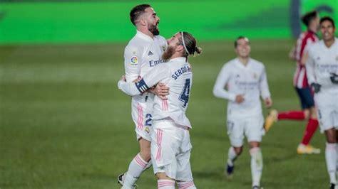 Atletico vs Bilbao Ditunda, Madrid Bisa ke Puncak La Liga