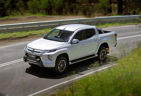 Review Mitsubishi Triton by 2019 Mitsubishi Triton Review Practical Motoring