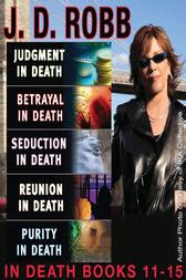 J D Robb The In Death Collection Books 11 15 Ebook By J