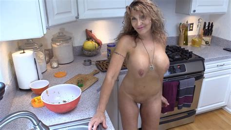 Bikini Milf Mom In The Kitchen 20 Pics Xhamster