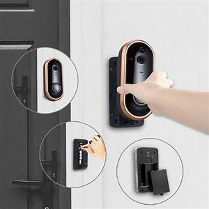 Smart Wifi Doorbell Ring Pir Motion Detection Wireless