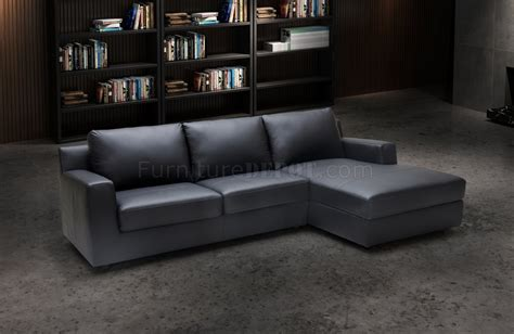 Leather Sectional Sleeper Sofas by Elizabeth Sectional Sofa Sleeper In Premium Leather By J M