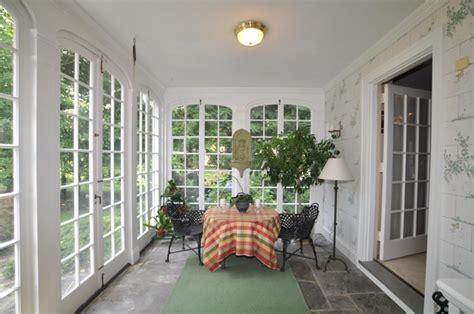 doors enclose porch diy screen porch