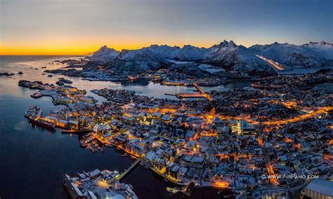 """Svolaer, Lofoten archipelago, Norway"