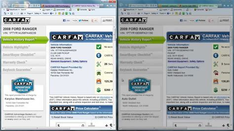 5 Surprising Facts A Carfax Report Can Tell You Youtube