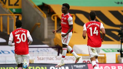 Wolves 0-2 Arsenal: Report, Ratings & Reaction as Gunners ...