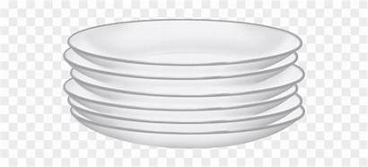 Stack Plates Clipart Dishes Pikpng Clip Library