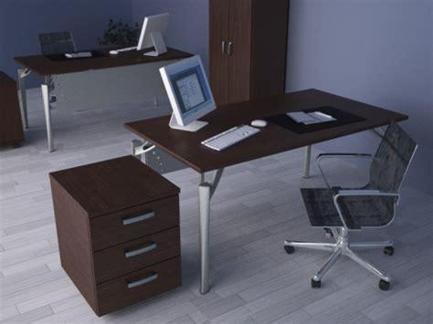 bureau wengé but bureaux individuels design wenge achat bureaux