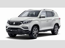 2018 Ssangyong Rexton revealed photos CarAdvice