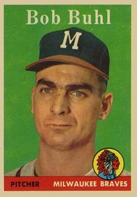 An actual appraisal would not be worth getting on a random baseball card. 1958 Buhl | Old baseball cards, Baseball card values ...