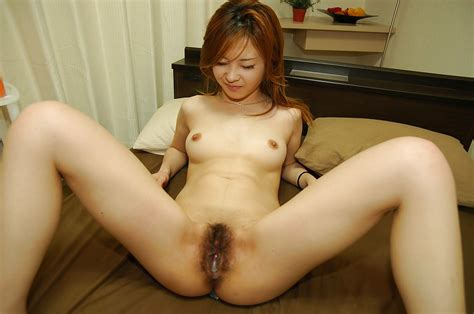 Asian Teen Chie Kudou Gets Her Hairy Pussy Boned Up And