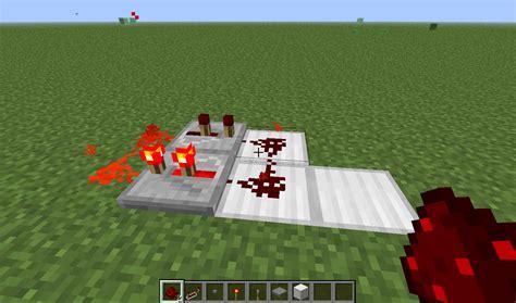 Redstone L Minecraft by Minecraft Redstone Qui S Active Desactive En Continue