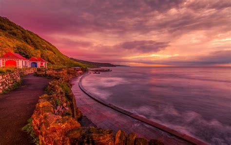 image libre coucher de soleil ciel eau crepuscule