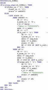 Vhdl  An Inout Signal Does Not Change In Simulation