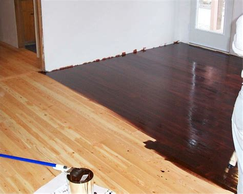 staining hardwood floors wood floors dark wood floors