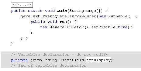 java for complete beginners add a text box to a form
