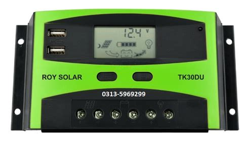 Pwm Solar Charger Controller Tkdu Auto Work