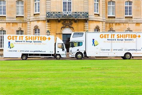 bedfordshires leading removal company   shifted