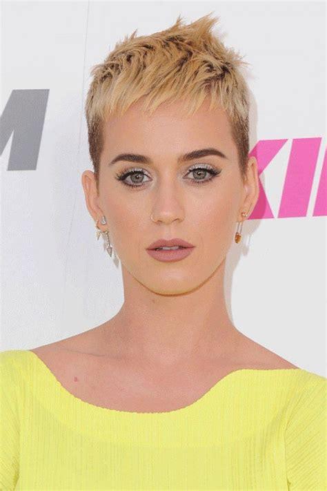 Bon Appetit Katy Perrys Hair History Haircut 2017
