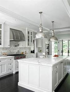 The Zhush: Seven Inspiring White Kitchens