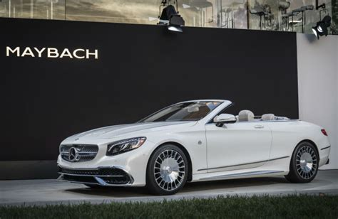 maybach mercedes white 2018 mercedes maybach s650 cabriolet photo gallery