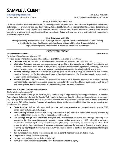 senior accountant resume sle pdf writing guide genius