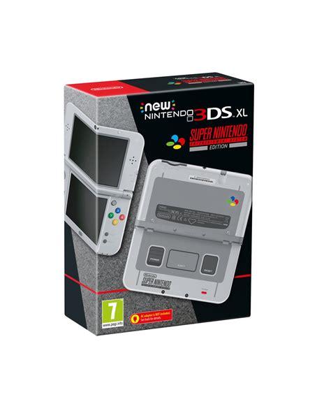 Descubre la colección de moda infantil y bebés. New Nintendo 3DS XL SNES Edition llegará a Europa en octubre - HobbyConsolas Juegos