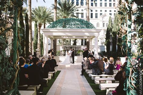 caesars palace las vegas wedding chris