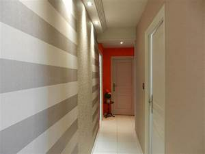 les couloirs peintre decorateur muzillac damgan With couleur de peinture pour couloir 1 les couloirs peintre decorateur muzillac damgan