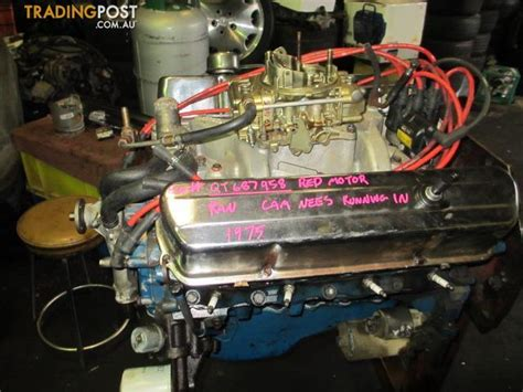 308 Engine For Sale by V8 308 5 Lt Engine Blocks Motor 4 2 253 Hq Hz Vb Vk Vl Vn